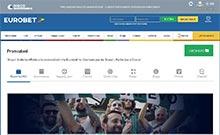Eurobet kasino översyn skärmdump på  wyrmspel.com 2