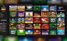MoboCasino kasino översyn skärmdump på  wyrmspel.com 4