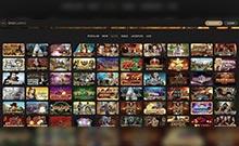 Screen by casino OVO