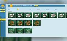 SwedenCasino kasino översyn skärmdump på  wyrmspel.com 4