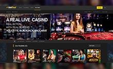 Betfinal kasino översyn skärmdump på  wyrmspel.com 4