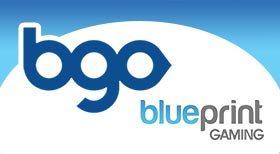 BGO kommer nu att erbjuda spelutbudet från Blueprint Gaming
