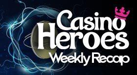 En Resumé av Veckan – Snurra 6 gånger Snabbare på Casino Heroes