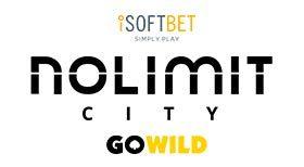 iSoftBet Lanserar Spel från Nolimit City Med GoWild Casino