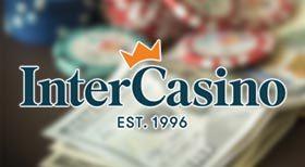 Spela på InterCasino för att Vinna en Härlig Del av vinsten på £1,500