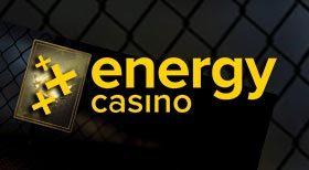 Tjäna 100 SuperSpins När Du Spelar på Energy Casino
