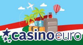 Det är dags att resa till Italien med Casino Euro