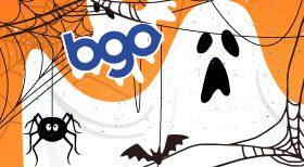 Vinn en läskig del av 100,000 Extrasnurr denna Halloween