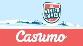 Ta hem en resa till Maldiverna i Casumo Winter Games 2018