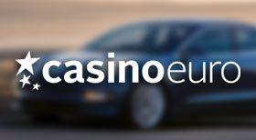 Kör in till det nya året med en ny bil hos Casino Euro