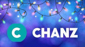 Låt julen börja med upp till 55 spins om dagen på Chanz Casino