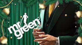 Njut av ett juläventyr hos Mr Green Casino