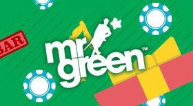 Vinn en del av €70K i Mr Greens kampanj Shop 'til You Drop!