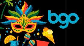 Tävla och vinn en resa till Rio De Janeiro hos BGO Casino