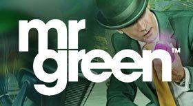 Över 1000 gratis spins väntar på dig hos Mr Green Casino